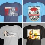 s'rakgnil t-shirt